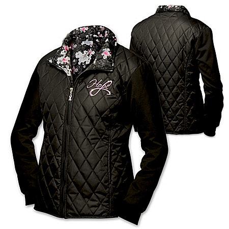 Women's Jacket: Blossoms Of Hope Women's Jacket