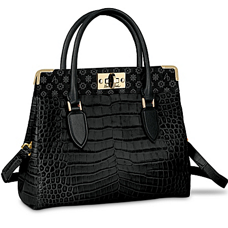 Handbag: Alfred Durante Royal Sophistication Designer Handbag