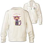 Women's Jacket - Cranky Cat Women's Jacket