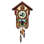 Cuckoo Clock - Delightful Dachshunds Cuckoo Clock