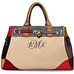 Handbag - My Personal Style Contemporary Personalized Handbag