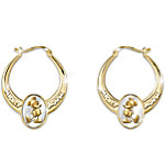Earrings - Celebrate Mickey! Hoop Earrings