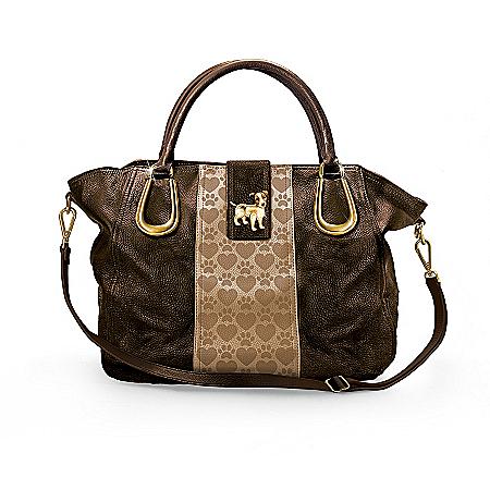 Jack Russell Love Handbag