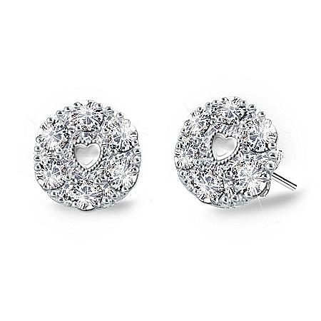 Earrings: Precious Daughter Diamond Earrings