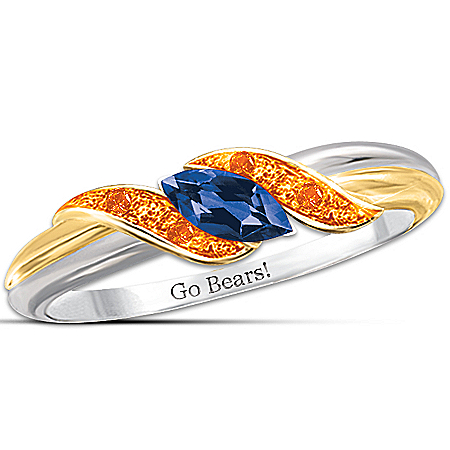 Ring: Pride Of Chicago - Bears Embrace Ring