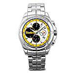 Watch - Pittsburgh Steelers NFL Chronograph Men's Watch