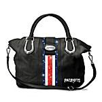 Pat City Chic New England Patriots Handbag