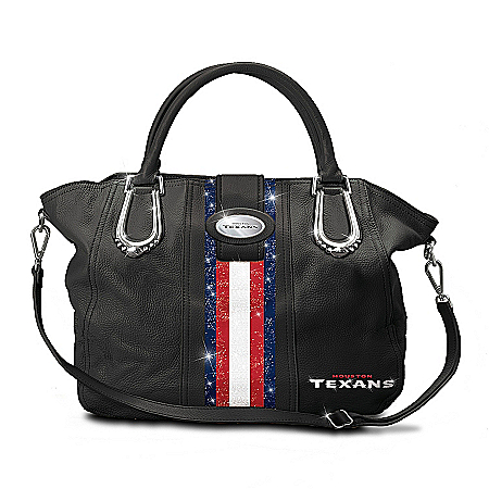 H-Town Chic Houston Texans Handbag