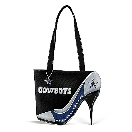 Women's Handbag: Kick Up Your Heels Cowboys Handbag