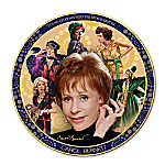 Carol Burnett: Timeless Comedy Collector Plate