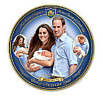 Prince George - Our Royal Heir Collector Plate