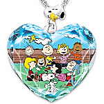 Women's Necklace - Forever In My Heart Pendant Necklace