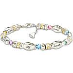 Women's Bracelet - Sparkling Wishes Personalized Bracelet