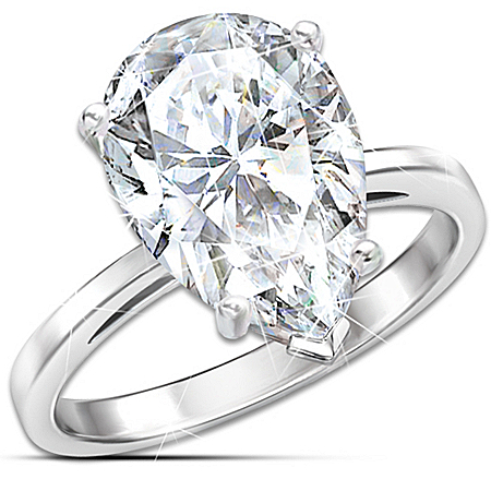 Women's Ring: Jackie's Beauty Ring