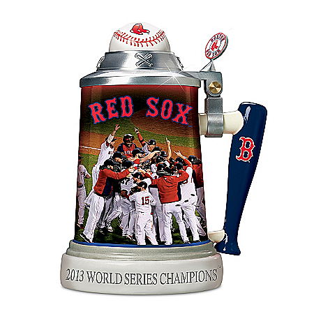 Stein: Boston Red Sox 2013 World Series Stein