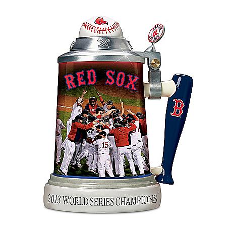 Stein: Boston Red Sox 2013 World Series Stein