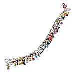 Women's Bracelet - The Ultimate PEANUTS Charm Bracelet
