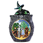 THE WIZARD OF OZ Cookie Jar With The Wicked Witch