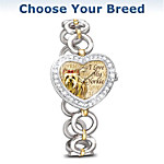 Watch - It's Showtime! Choose Your Breed Women's Watch