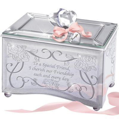 Bradford Exchange Reflections Of A Special Friend Personalized