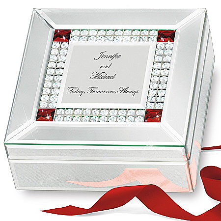 Music Box: Love You Always Personalized Music Box