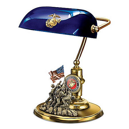 Freedom's Light: The Legacy Of The Corps USMC Lamp