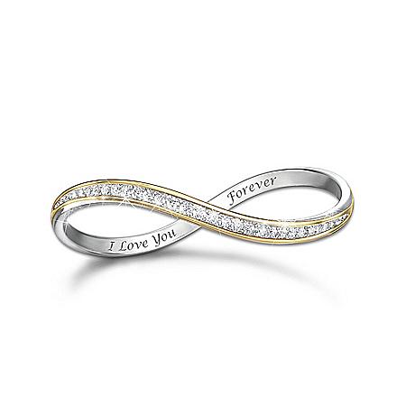 Bracelet: Forever Love Diamond Bracelet