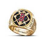 Men's Ring - Pride Of Boston Commemorative Ring