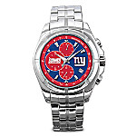Watch - New York Giants NFL Chronograph Men's Watch