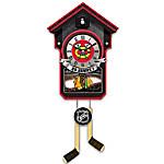Cuckoo Clock - Chicago Blackhawks® Cuckoo Clock