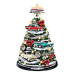 Chevrolet Bel Air - Oh What Fun It Is To Drive Illuminated Tabletop Tree