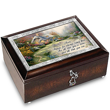 Music Box: Thomas Kinkade Forever In Mother