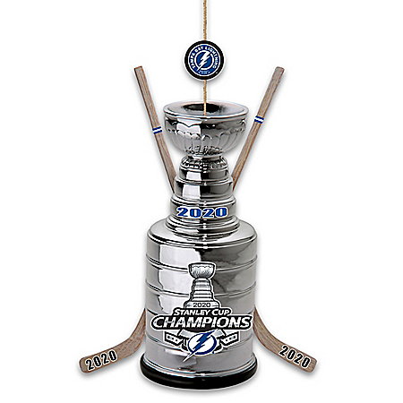 Tampa Bay Lightning® 2020 Stanley Cup® Ornament