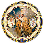 Plate: Saint John Paul II Masterpiece Edition Collector Plate