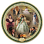 Plate: Gone With The Wind Masterpiece Edition Collector Plate