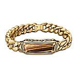 Unleash The Power Of The Tiger's Eye Men's Bracelet