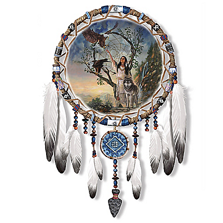 Russ Docken Mystic Dreams Native American Style Wall Decor