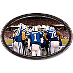 Wall Decor: Going The Distance Colts Personalized Stadium Edition Wall Decor