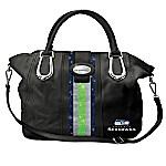 NFL-Licensed Seattle Seahawks Seattle City Chic Handbag