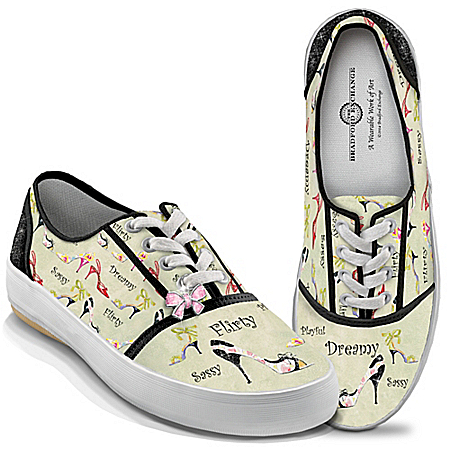 If The Shoe Fits Women's Canvas Fashion Shoes