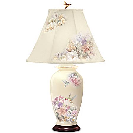 Lamp: Flights Of Fancy Ginger Jar Lamp