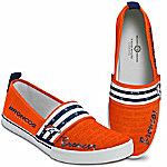 Steppin' Out With Pride NFL Denver Broncos Women's Shoes