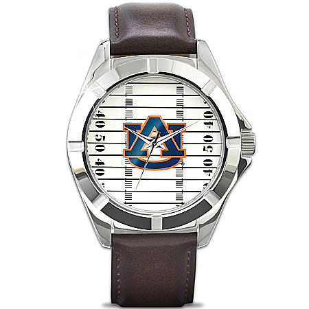 Watch: Go Tigers – Auburn University Men's Watch