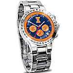 Watch - University Of Illinois Fighting Illini Men's Collector's Watch