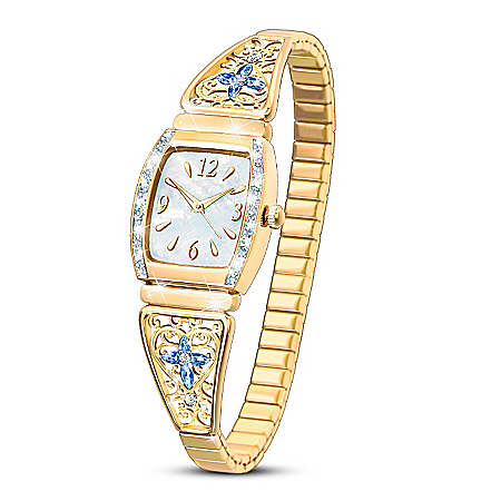 Moments Of Faith Religious Women's Watch
