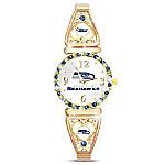 Seattle Seahawks Women's Bracelet Watch - My Seahawks