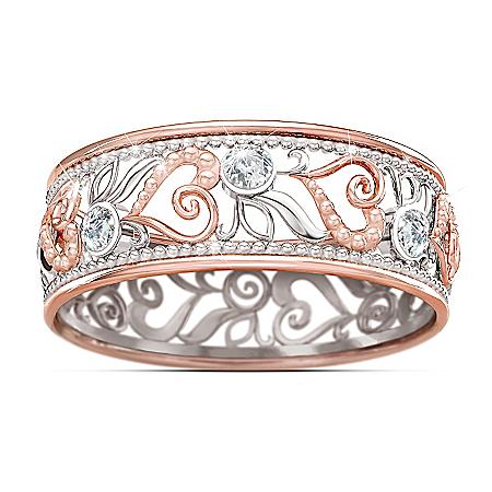 Forever In Love Women's Diamond Eternity Ring