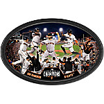 Giants 2014 World Series Champions Museum-Quality Framed Wall Decor
