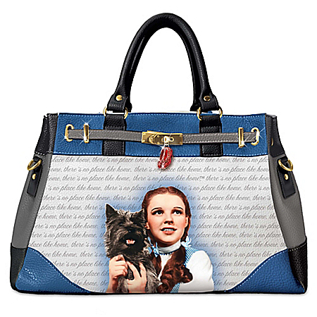 THE WIZARD OF OZ Beauty Or Broomstick? Women's Faux Leather Handbag