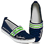 Steppin' Out With Pride NFL Seattle Seahawks Women's Shoes
